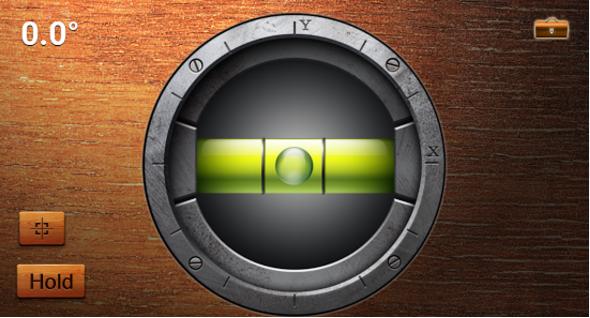Capture d'écran Niveau iHandy Gratuit android