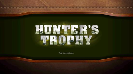 Capture d'écran Hunter's Trophy