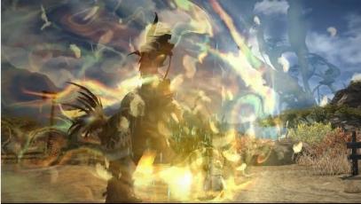 Capture d'écran Final Fantasy XIV : A Realm Reborn