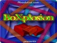 Capture d'écran BoXplosion