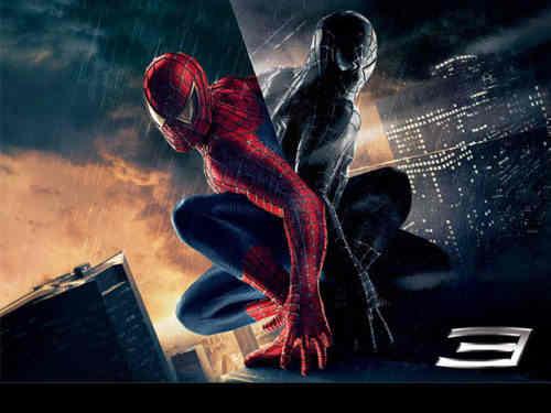 Capture d'écran Spiderman Film Screensaver