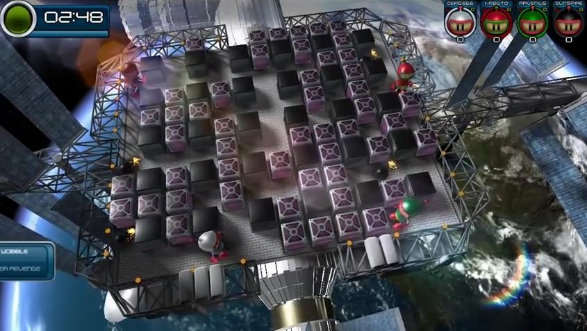 Capture d'écran Dynablaster Revenge