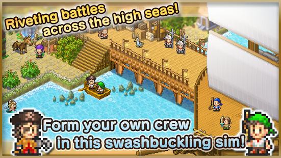Capture d'écran High Sea Saga