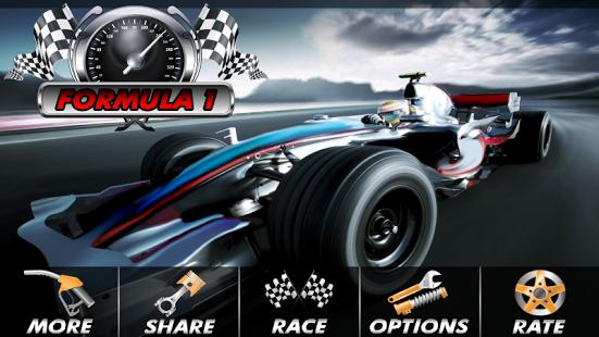 Capture d'écran Formula Racing Showdown : 2015
