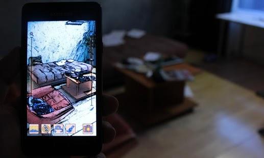 Capture d'écran Cartoon Camera