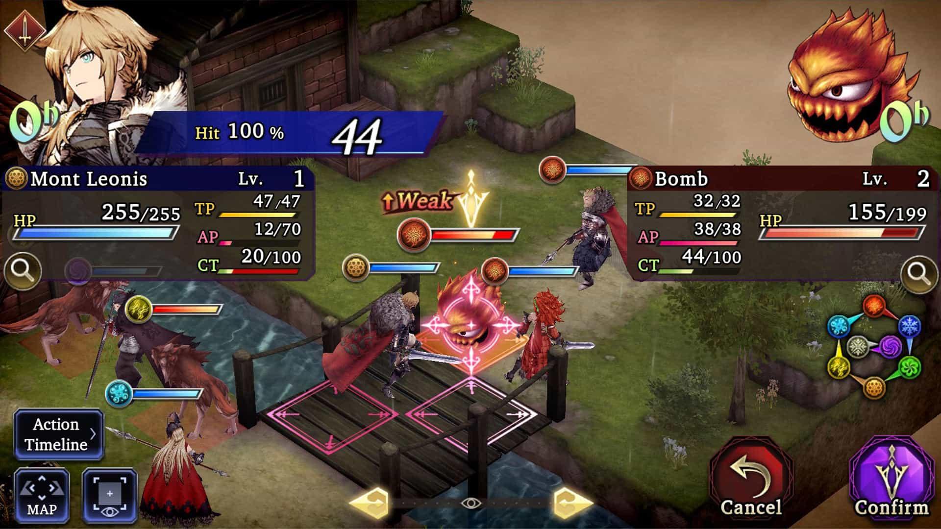 Capture d'écran War of the visions (Final Fantasy Brave Exvius) Android