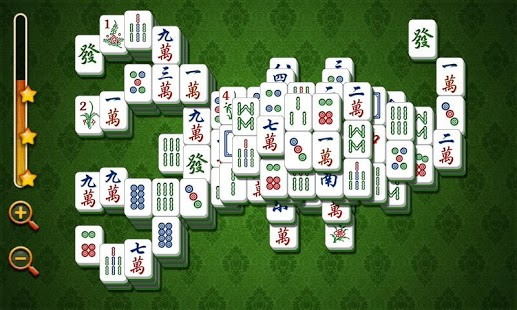 Capture d'écran Mahjong Solitaire Android