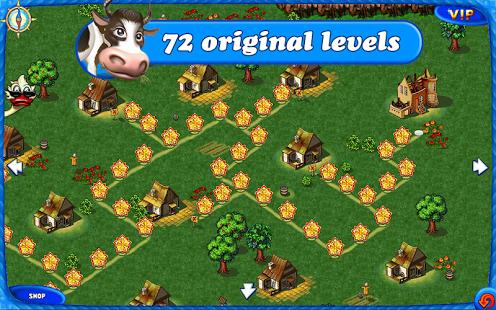 Capture d'écran Farm Frenzy