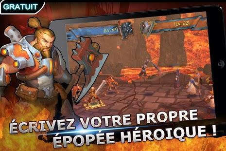 Capture d'écran Xeno Quest (Fr)