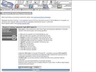 Capture d'écran MSCABImage for Windows