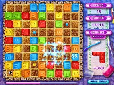 Capture d'écran Super Cubes