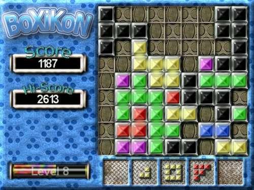 Capture d'écran BoXiKoN