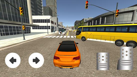 Capture d'écran Drift Driver: car drifting games in the city