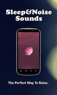 Capture d'écran Sleep And Noise Sounds Extra