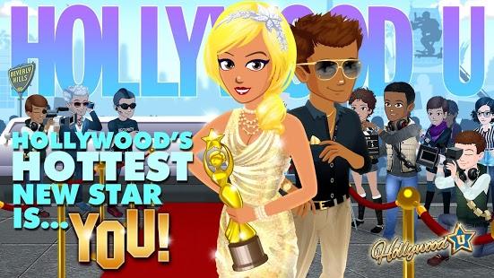 Capture d'écran Hollywood U: Rising Stars