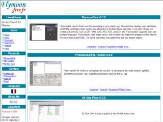 Capture d'écran Professional File ToolKit