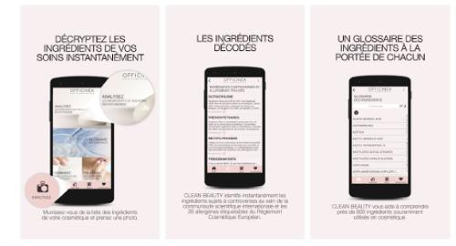 Capture d'écran Clean Beauty pour Android