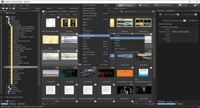 Capture d'écran SeePlus 9.0.520