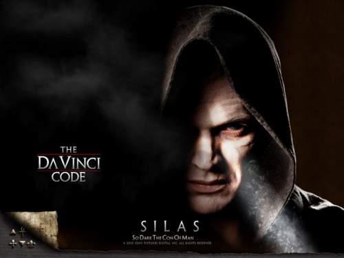 Capture d'écran Free Da Vinci Code Screensaver