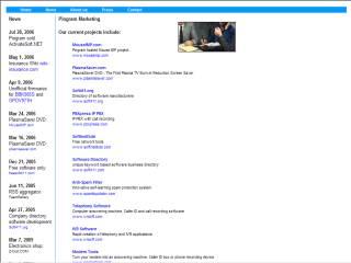 Capture d'écran Advanced XP Tweak