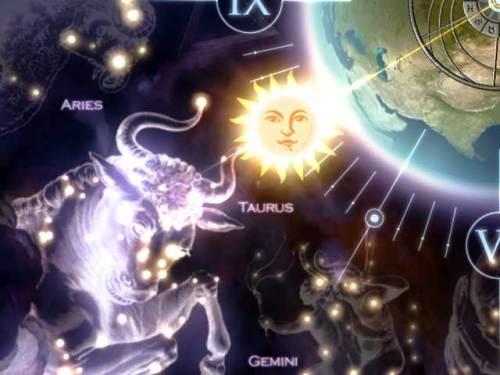 Capture d'écran Zodiac Clock 3D Screensaver
