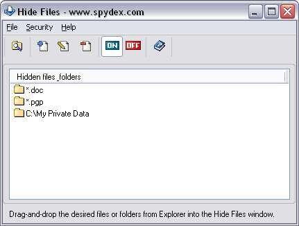 Capture d'écran Spy Lantern Keylogger
