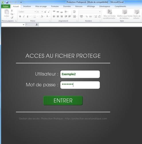 Capture d'écran Protection-Pratique