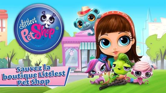 Capture d'écran Littlest Pet Shop