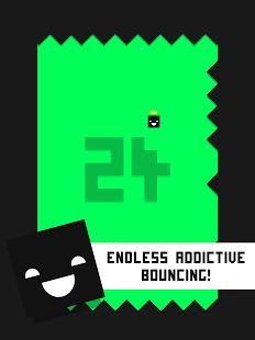 Capture d'écran Bouncy Bit – Hat Quest