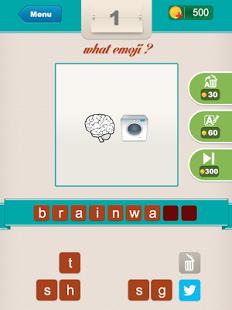 Capture d'écran What Emoji ?
