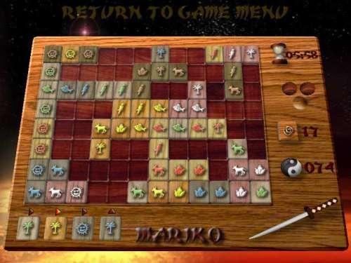 Capture d'écran Mariko