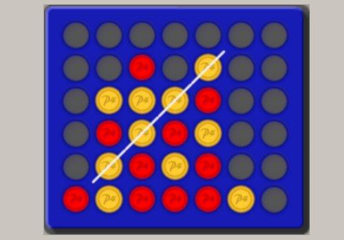 Capture d'écran Puissance4 v3.4