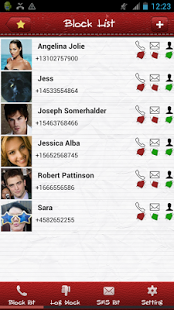 Capture d'écran Blacklist Ultimate Pro