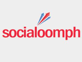 Capture d'écran SocialOomph