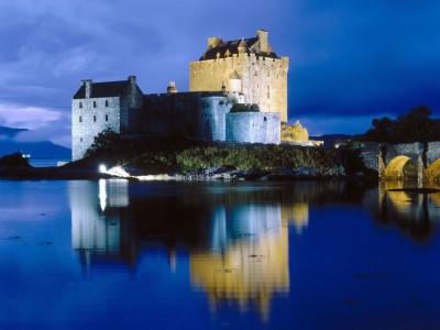 Capture d'écran Stone Castle Screensaver