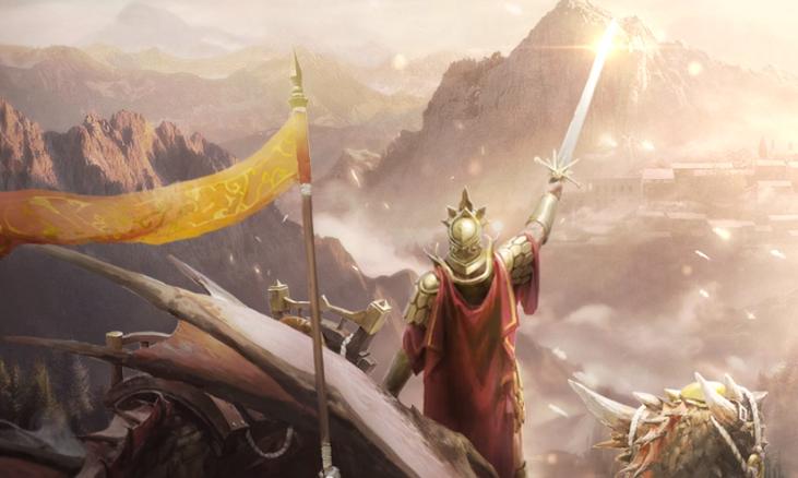 Capture d'écran Divinity Saga IOS