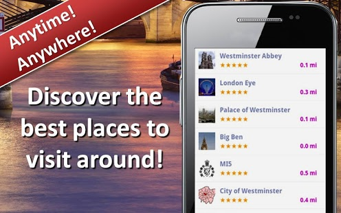 Capture d'écran World Explorer – Travel Guide