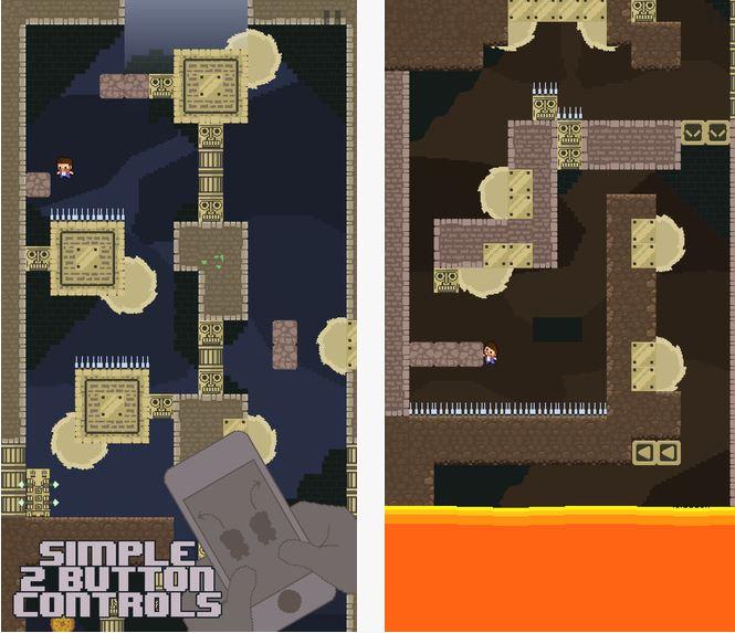 Capture d'écran Raider Rush iOS