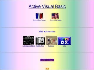 Capture d'écran Vb2Html