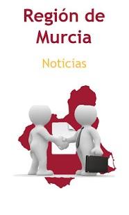 Capture d'écran Noticias Región de Murcia Free