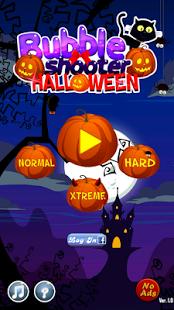 Capture d'écran Bubble Shooter Halloween