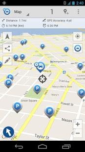 Capture d'écran Car Finder AR