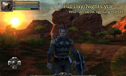 Capture d'écran Aralon Sword and Shadow 3d RPG