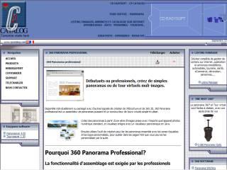 Capture d'écran 360 Panorama professional