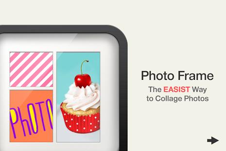 Capture d'écran Photo Frame : Easy Collage