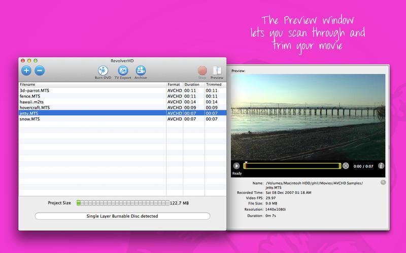 Capture d'écran RevolverHD