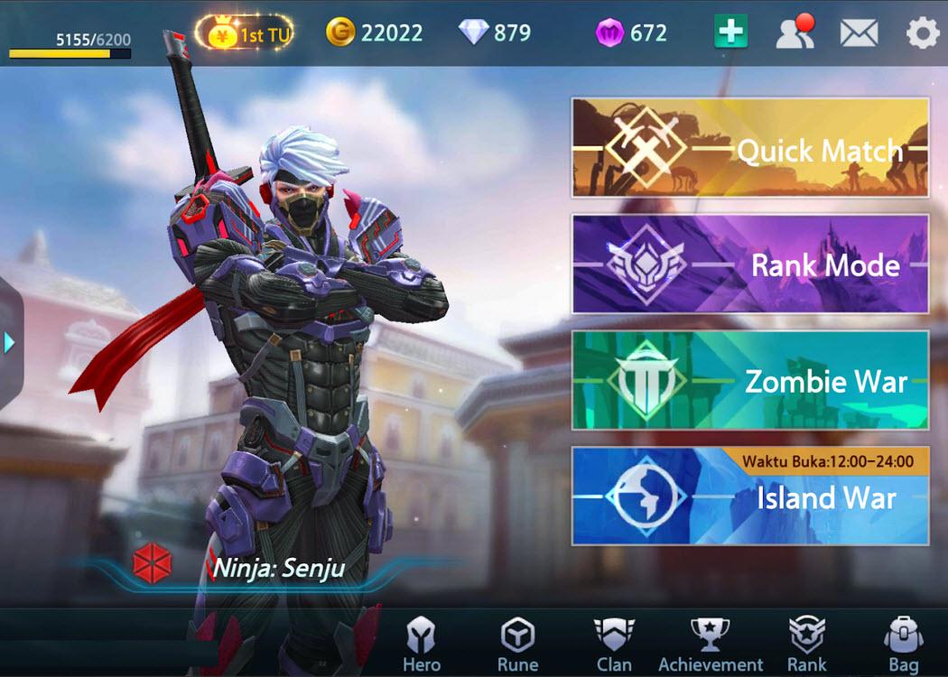 Capture d'écran Shellfire – MOBA FPS Android