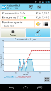 Capture d'écran Respire Maintenant -Stop tabac