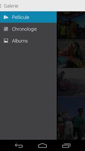 Capture d'écran Galerie Motorola