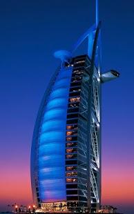 Capture d'écran Dubaï Fond D'écran Animé